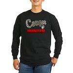 Cougar Hunter Long Sleeve Dark T-Shirt
