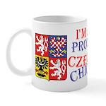 Proud Czech Chick Mug