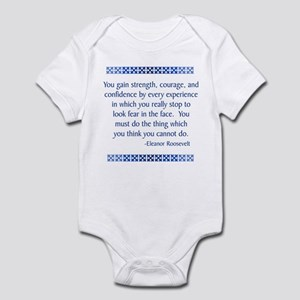 Roosevelt Infant Bodysuit