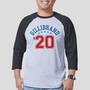 Gillibrand 2020 Mens Baseball Tee