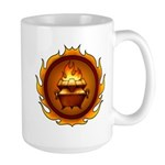 Lunus Drulkar Symbol Large Mug