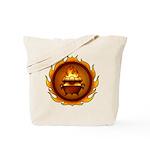 Lunus Drulkar Symbol Tote Bag