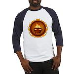 Lunus Drulkar Symbol Baseball Jersey