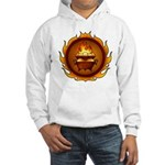 Lunus Drulkar Symbol Hooded Sweatshirt