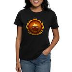 Lunus Drulkar Symbol Women's Dark T-Shirt