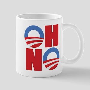 OH NO! Anti-Obama NObama Mug