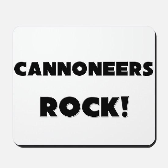 Cannoneers ROCK Mousepad