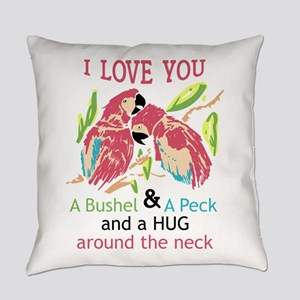 A Bushel and a Peck Everyday Pillow