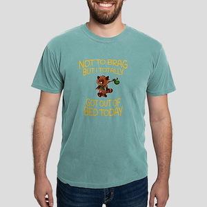 Raccoons -Not To Brag But I Totally Got Ou T-Shirt