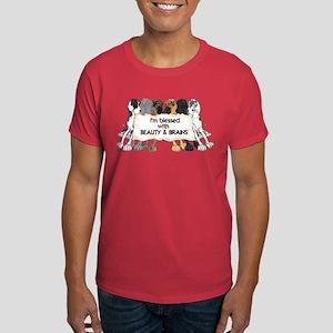 N6 Blessed Dark T-Shirt