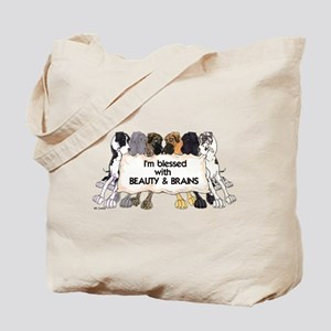 N6 Blessed Tote Bag