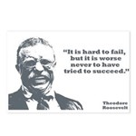 Roosevelt - Failure Postcards (Package of 8)