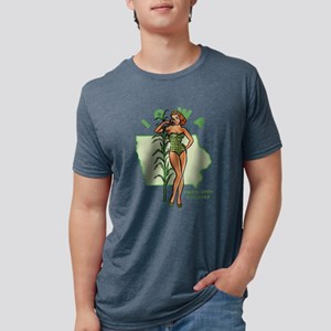 Faded Iowa Pinup T-Shirt