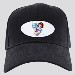 Midlife Mindy hot flash ice Black Cap