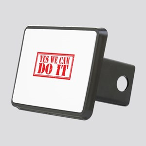 yes we can do it Rectangular Hitch Cover