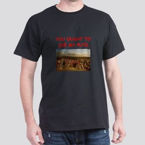 golf humor on gifts and t-shi Dark T-Shirt