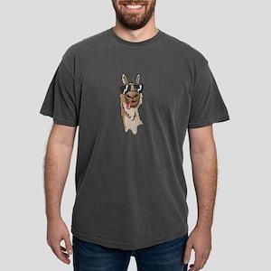 Llama Lama Alpaca Sunglasses Cool T-Shirt