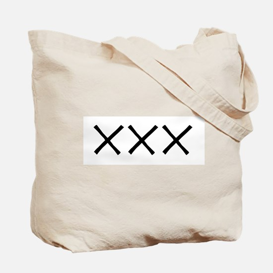 Straight Edge Youth of Today Tote Bag