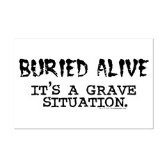 Buried Alive Posters