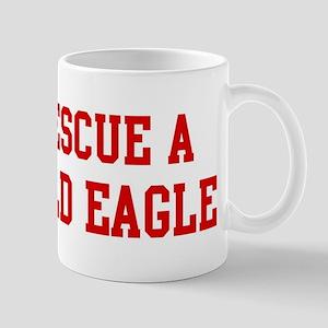 Rescue Bald Eagle Mug