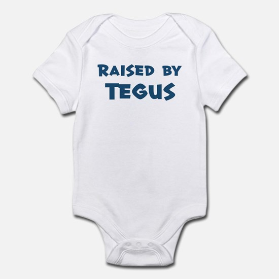 Raised by Tegus Infant Bodysuit
