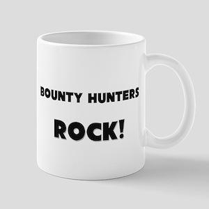 Bounty Hunters ROCK Mug