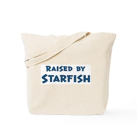 Raised by Starfish Tote Bag