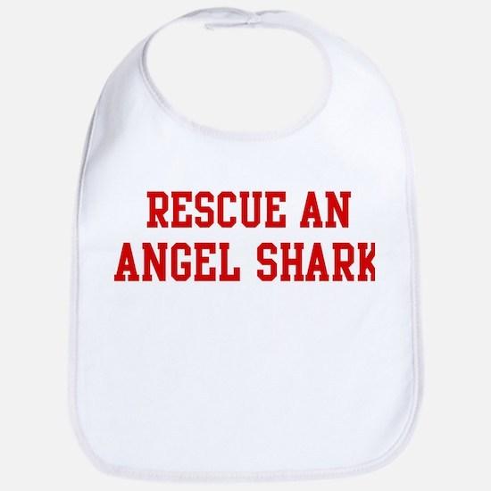 Rescue Angel Shark Bib