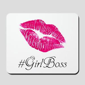 #GirlBoss Mousepad