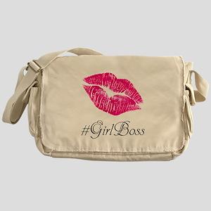 #GirlBoss Messenger Bag