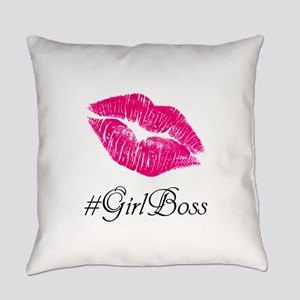 #GirlBoss Everyday Pillow