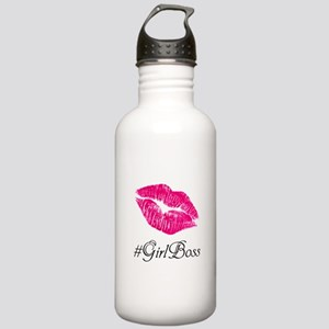 #GirlBoss Water Bottle