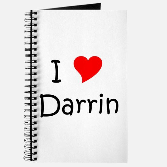 Darrin Journal