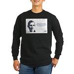 Emerson - Experiment Long Sleeve Dark T-Shirt