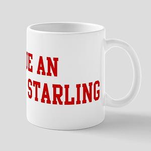 Rescue European Starling Mug
