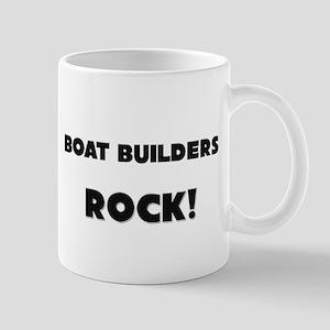 Boat Builders ROCK Mug