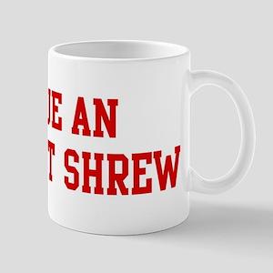 Rescue Elephant Shrew Mug