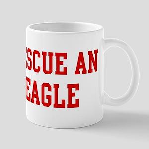 Rescue Eagle Mug