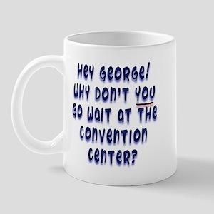 Bush Convention Center Mug