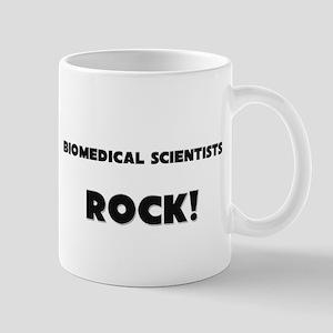 Biomedical Scientists ROCK Mug
