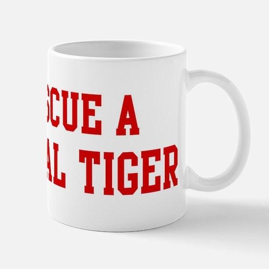 Rescue Bengal Tiger Mug