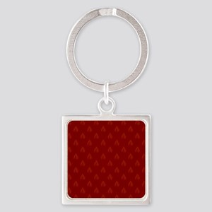 FLAMES - RED Keychains