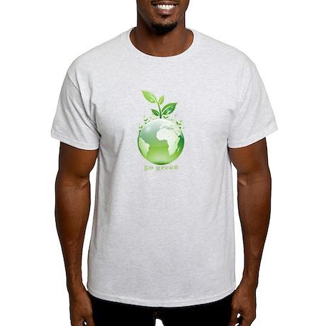 Green World Light T-Shirt