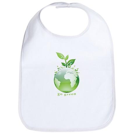 Green World Bib