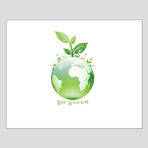 Green World Small Poster