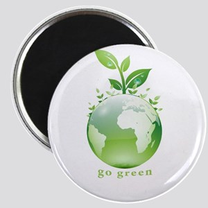 Green World Magnet
