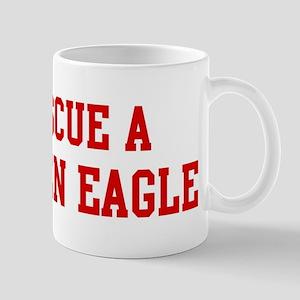 Rescue Golden Eagle Mug