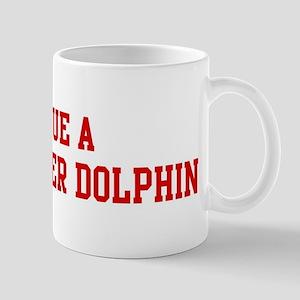 Rescue Ganges River Dolphin Mug