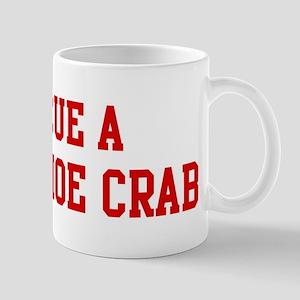 Rescue Horseshoe Crab Mug