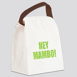Hey Mambo Canvas Lunch Bag